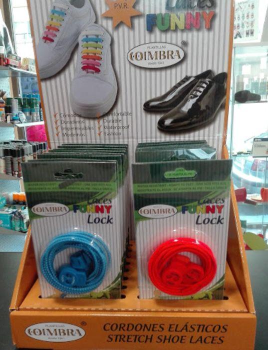Cordones para calzado en Ávila