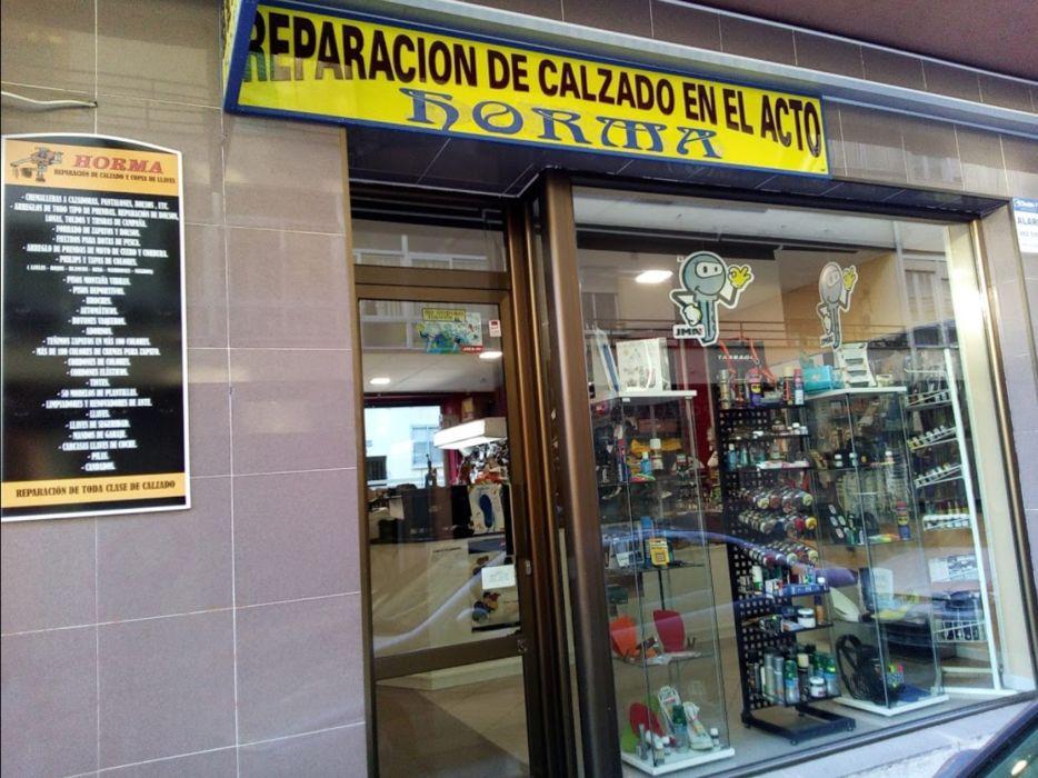 Reparación de calzado en Ávila