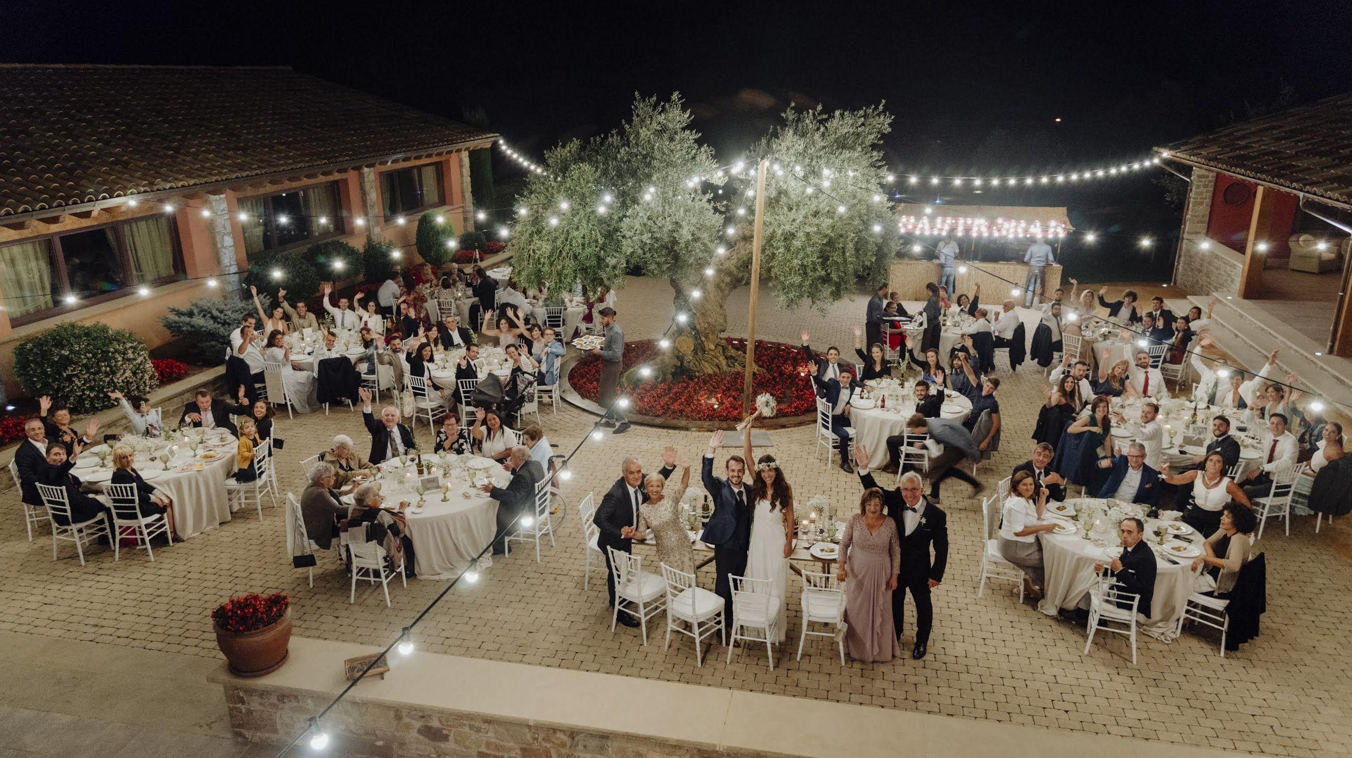 Foto 3 de Celebración de eventos en  | Masía Vilasendra