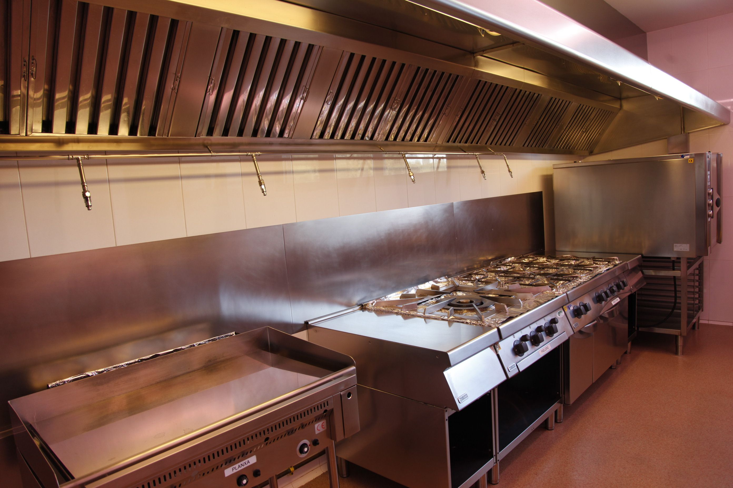 Contamos con una cocina totalmente equipada