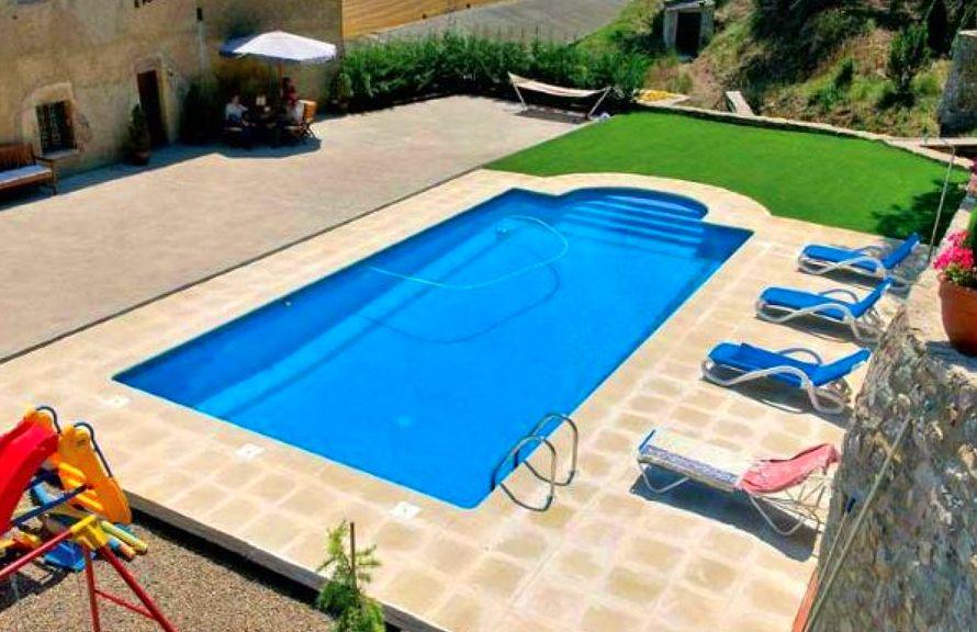 Foto 7 de piscinas en piscivalen for Modelos de piscinas de obra