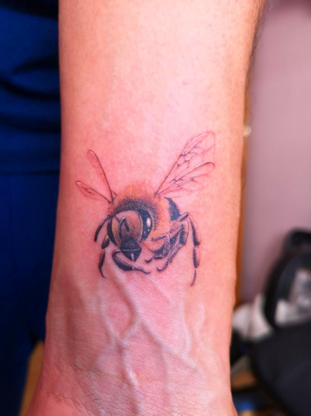 Foto 3 de Tatuajes en  | Marca Sacra Tattoo Studio