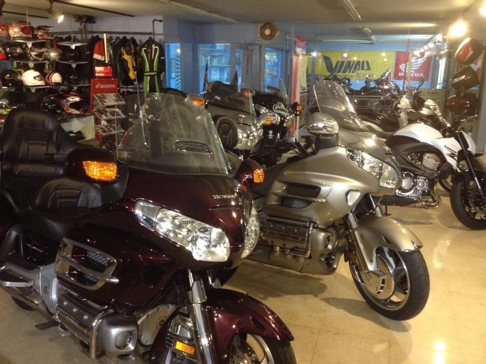 Comprar neumáticos de moto en Vilassar de Mar