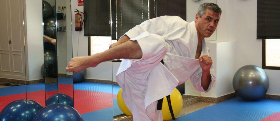 Clases de karate en Moratalaz (Madrid)