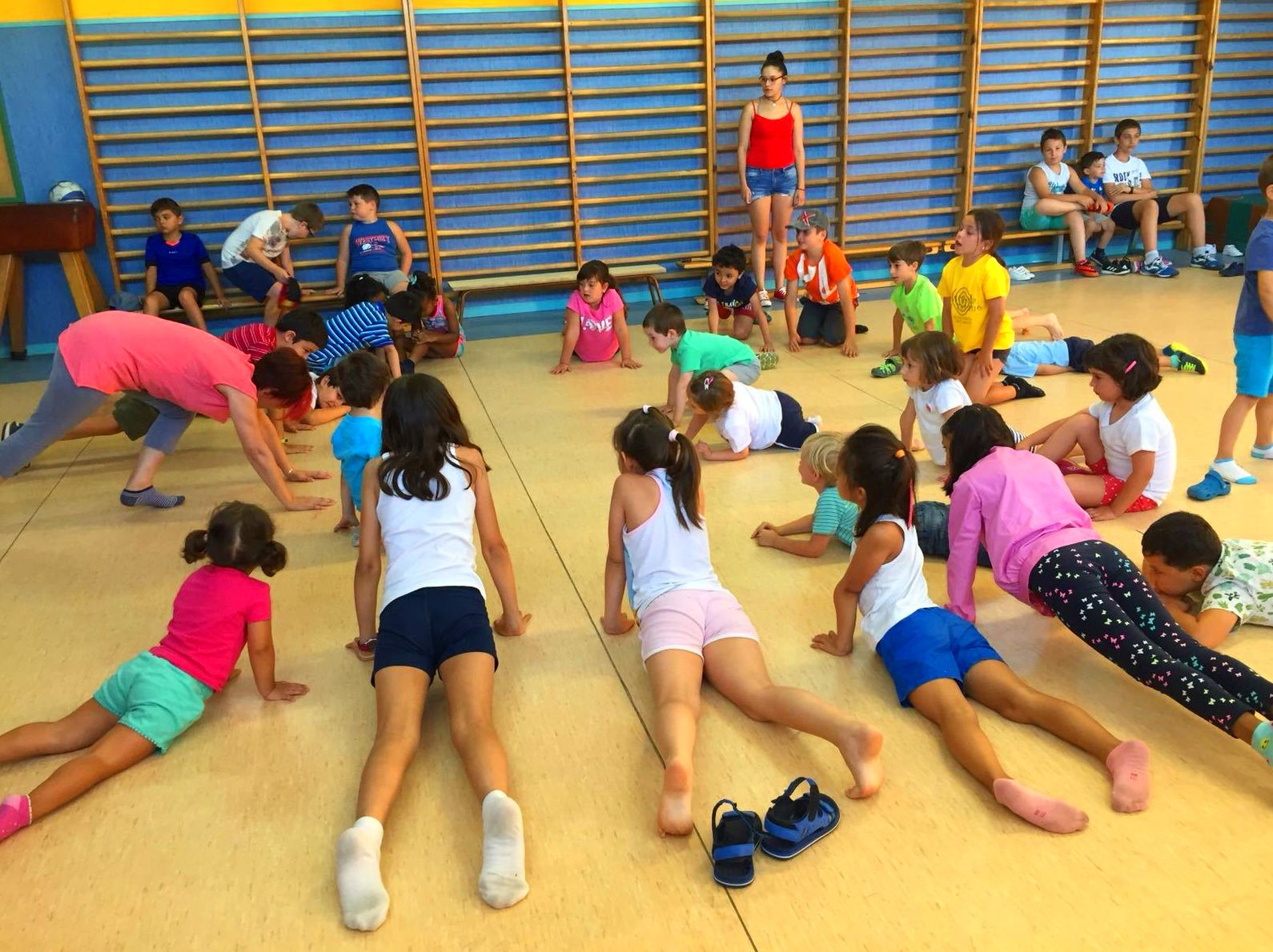 Foto 16 de Gimnasios en Madrid | Salud y Deporte en el Patio de tu Casa