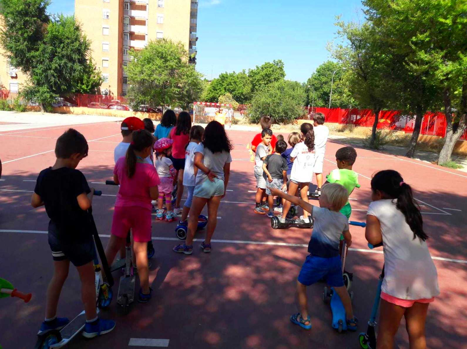 Foto 5 de Gimnasios en Madrid | Salud y Deporte en el Patio de tu Casa