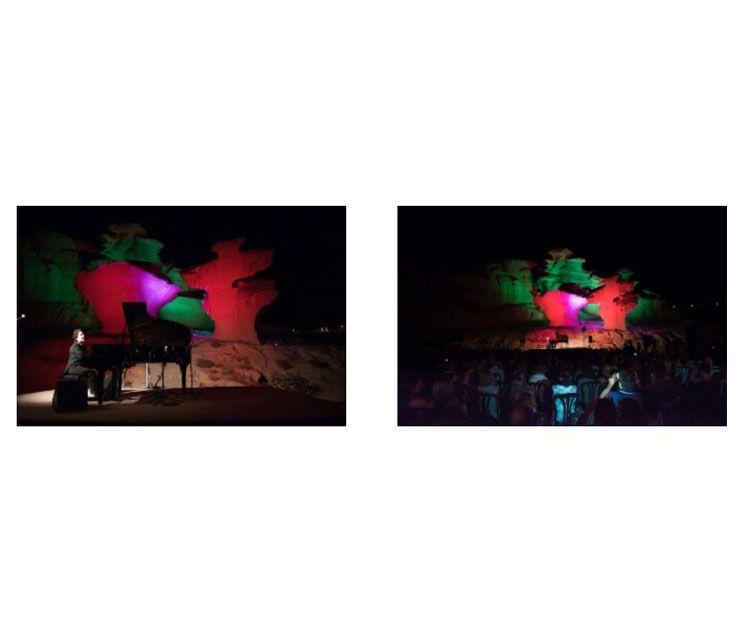 Momentos inolvidables de concierto de piano en Mazarrón