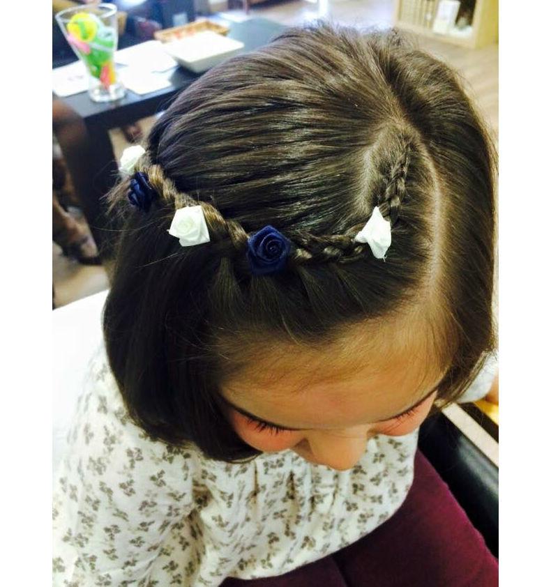 Peinados de comunión : Productos y servicios de Celeste Peluquería