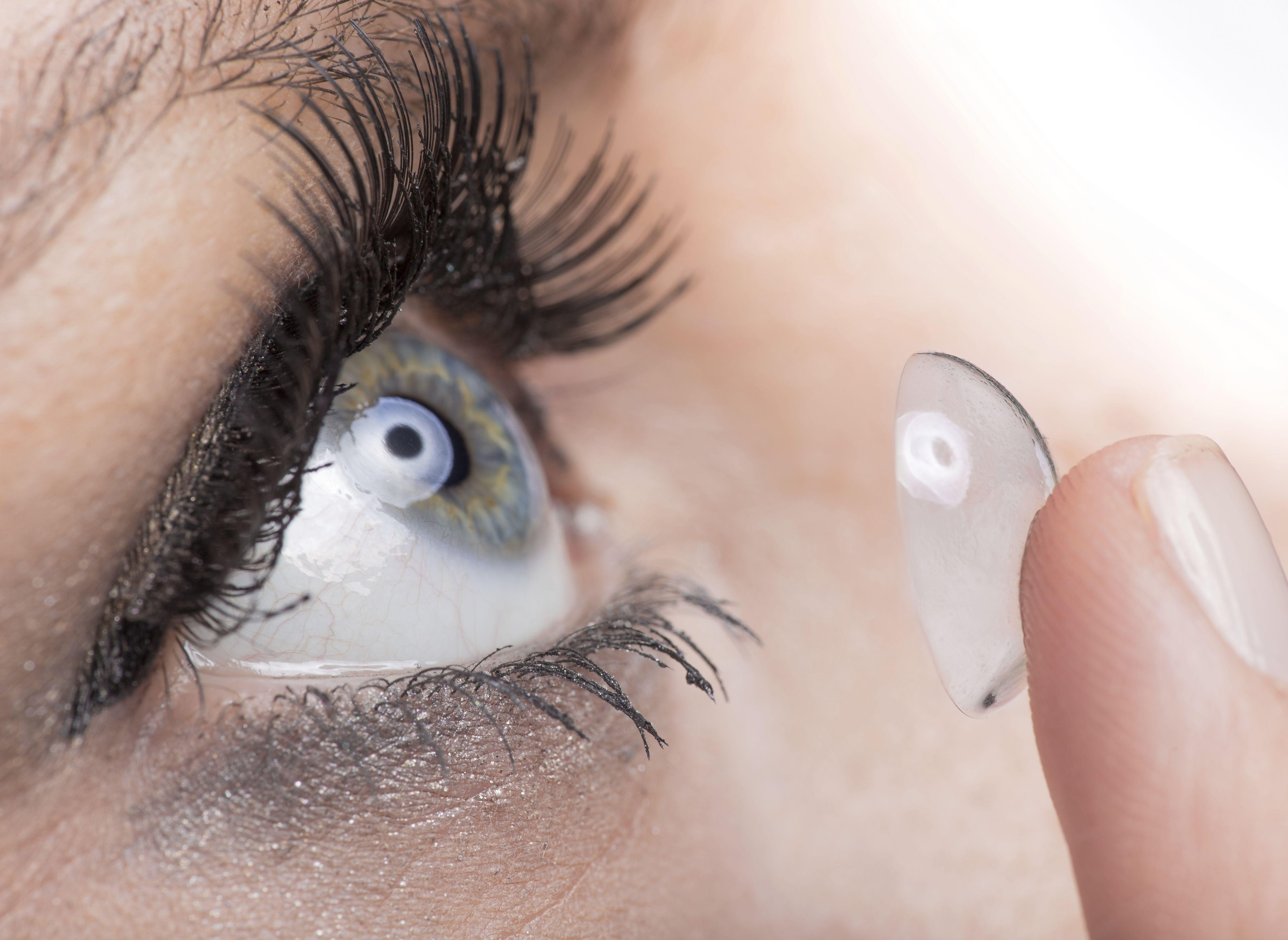 Lentes de contacto: Productos de Centro Óptico Valdavia