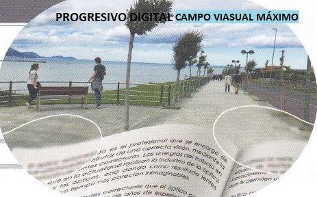 Progresivo digital, campo visual máximo : Productos de Centro Óptico Valdavia