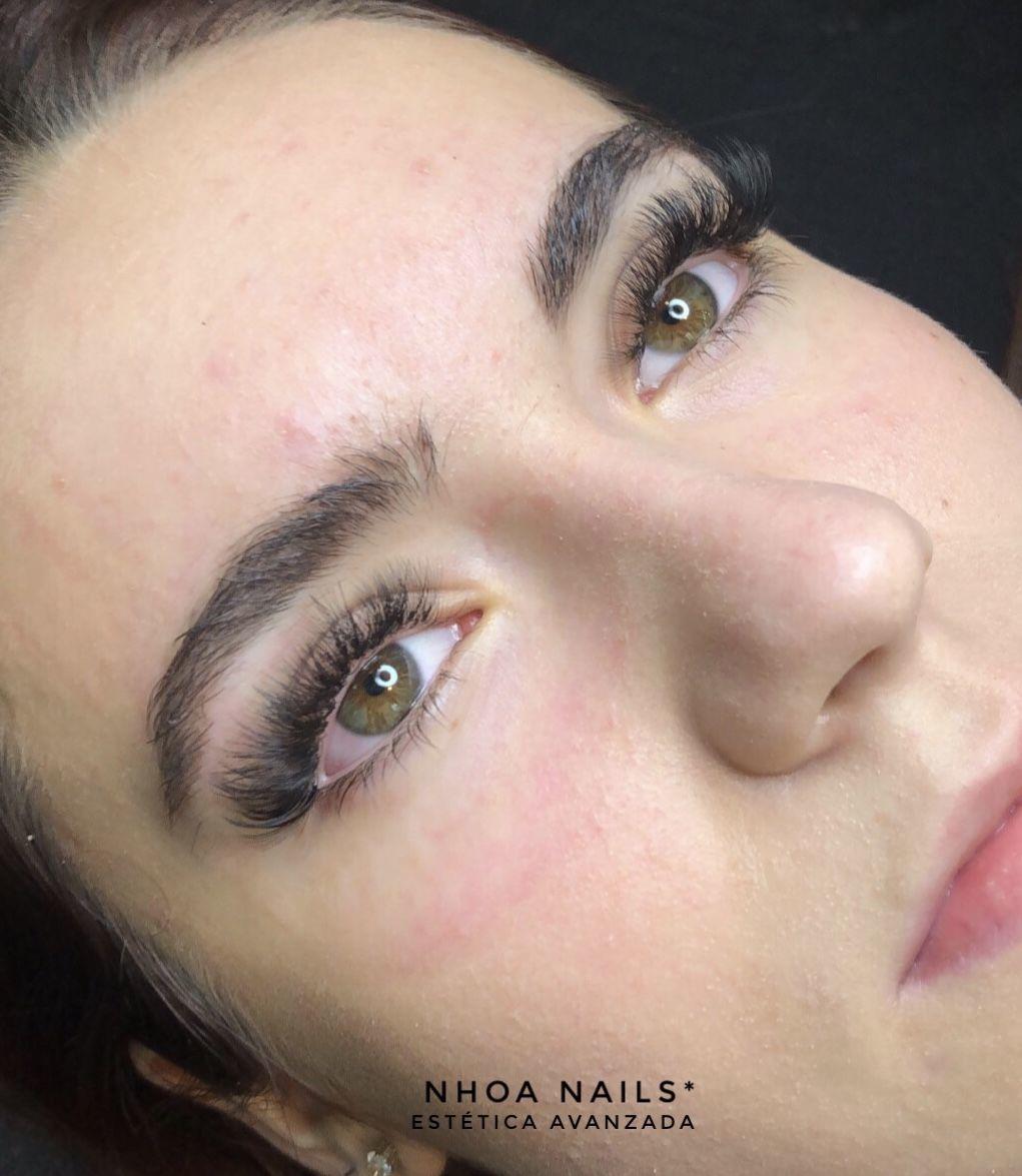 Extensión de pestañas pelo a pelo: Products de Nhoa Nails*