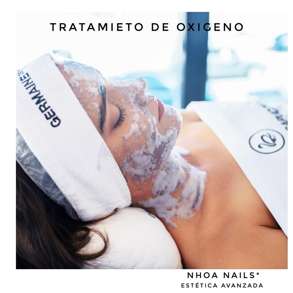Tratamiento de oxigenoterapia: Products de Nhoa Nails*