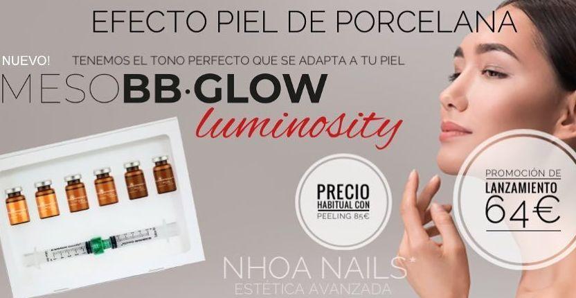 BBGLOW - efecto piel de porcelana: Products de Nhoa Nails*