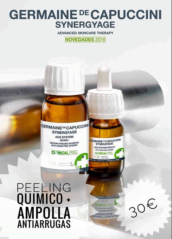 Peeling quimico + ampolla retinol: Products de Nhoa Nails*