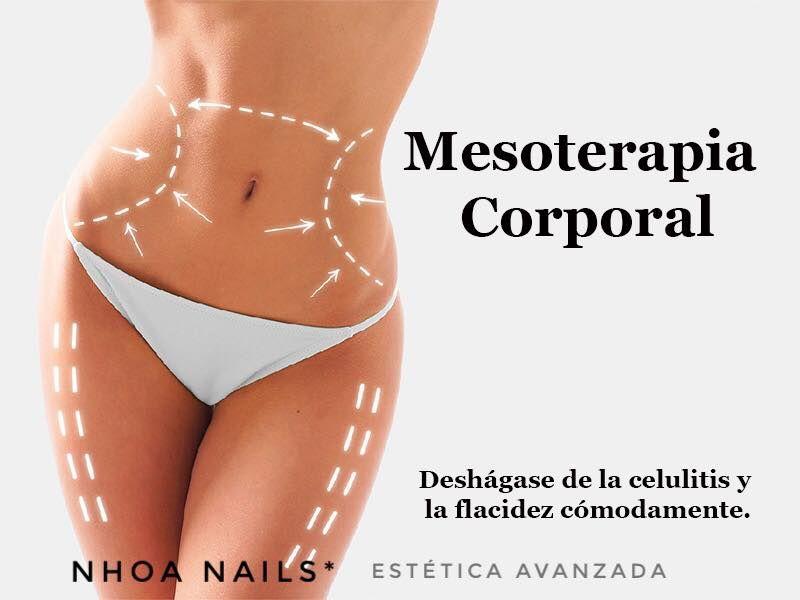 Mesoterapia: Products de Nhoa Nails*
