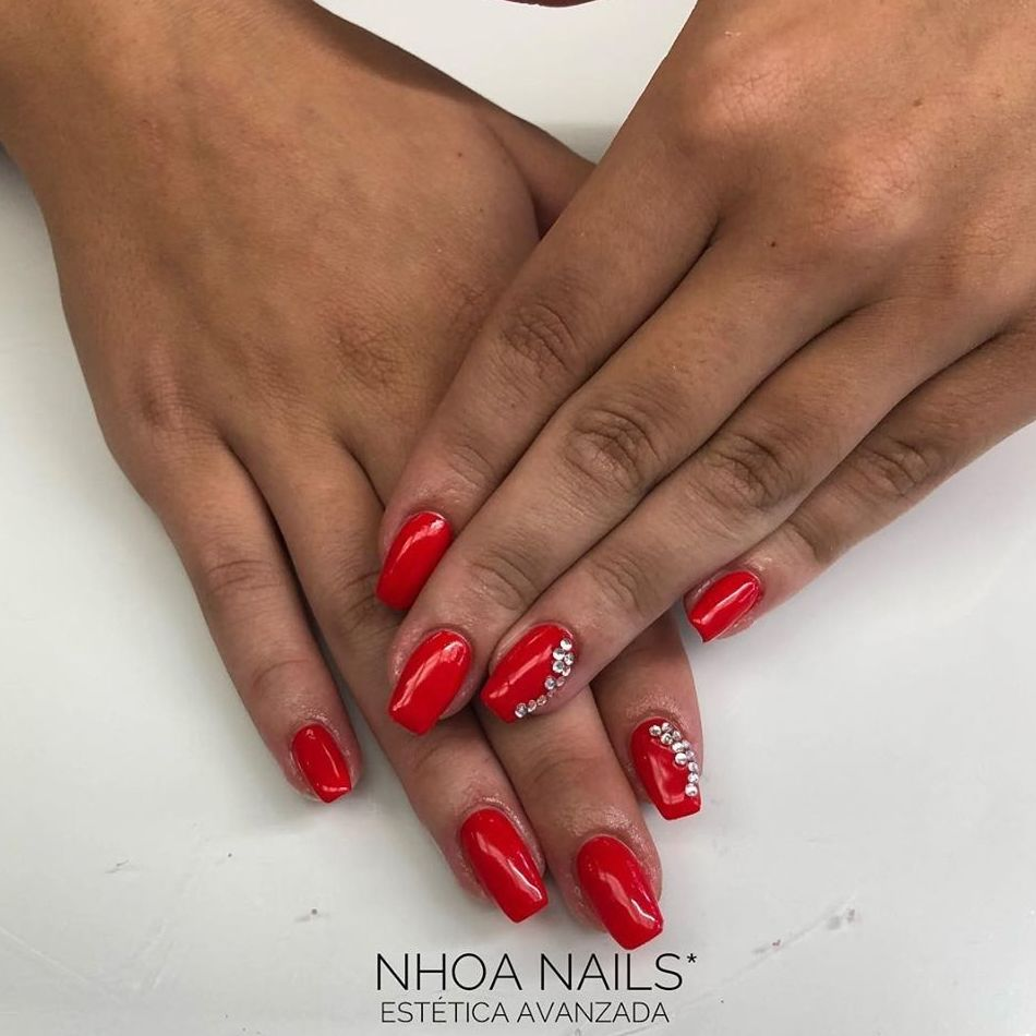 Manicura perfecta: Products de Nhoa Nails*