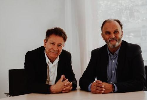Herminio Fernández de Blas y Rafael Cuadrado, CEO y CCO respectivamente de Eurocoinpay