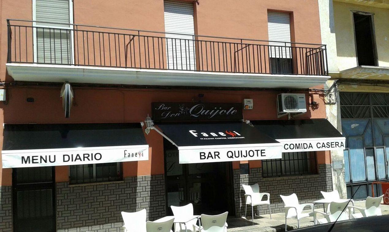 toldos terrazas Castellon
