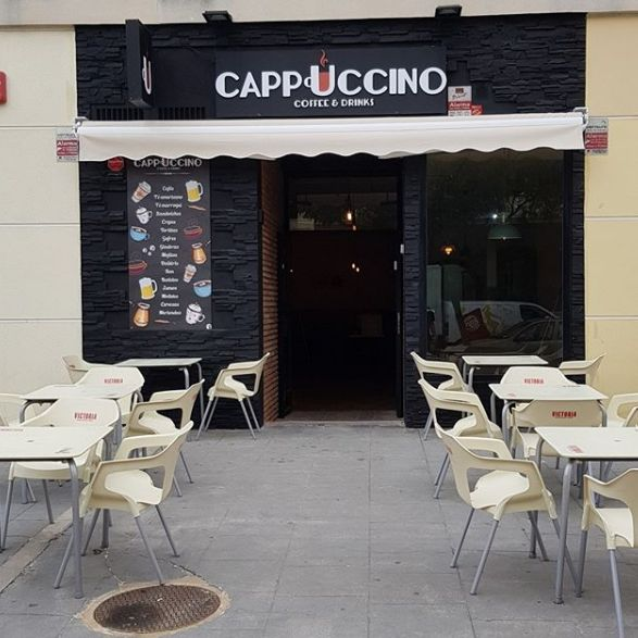 Dónde merendar Málaga