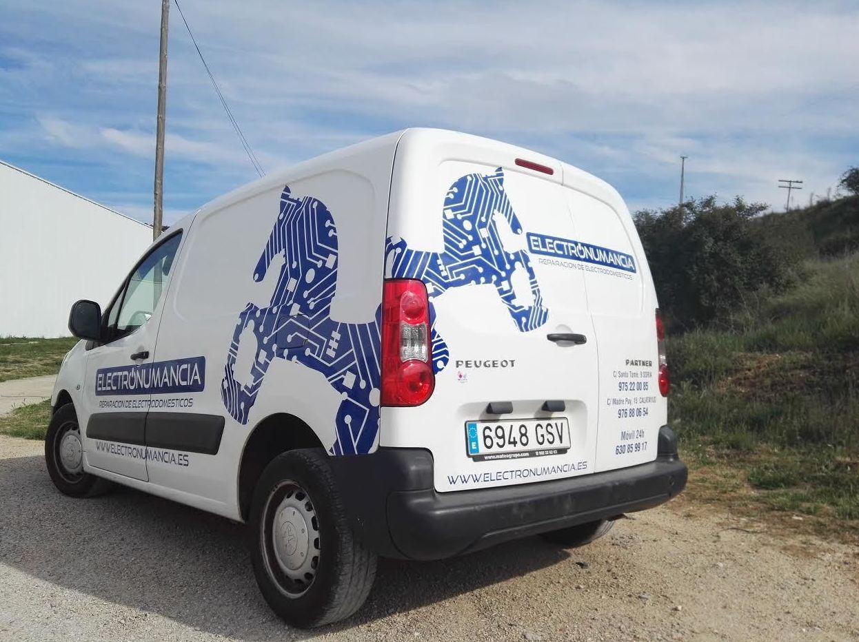 Foto 3 de Reparación de electrodomésticos en Soria | ELECTRONUMANCIA