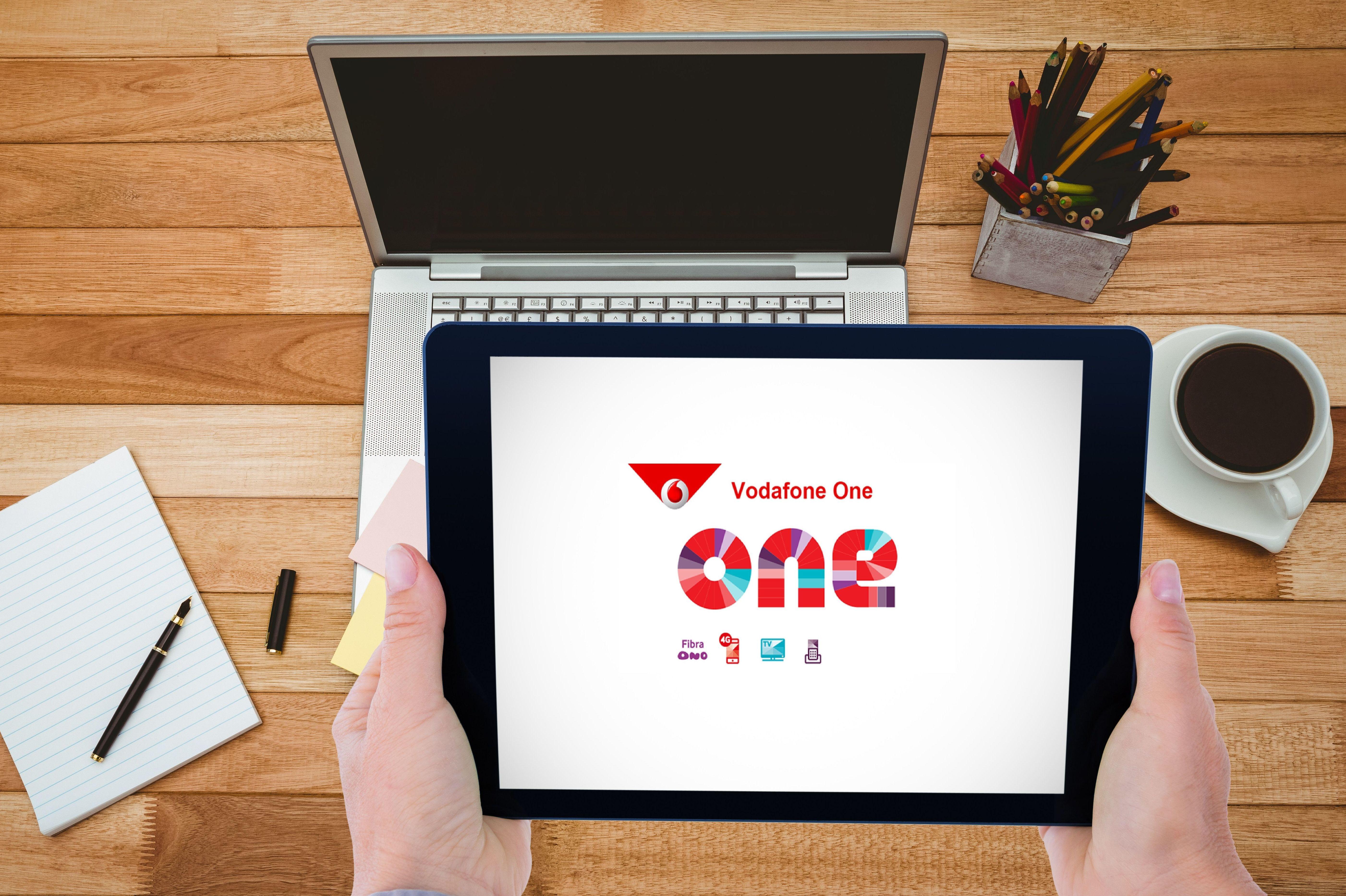 Vodafone One: Servicios de Conecta Cloud