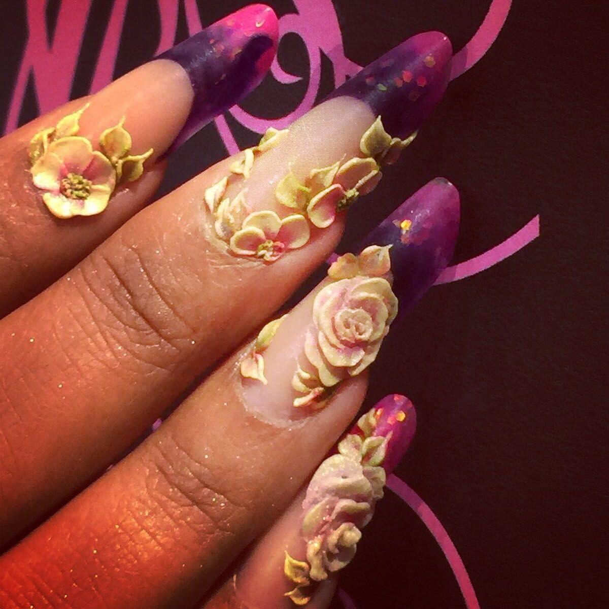 Originales diseños para tus uñas en Barcelona