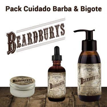 Para el cuidado de la barba y el bigote