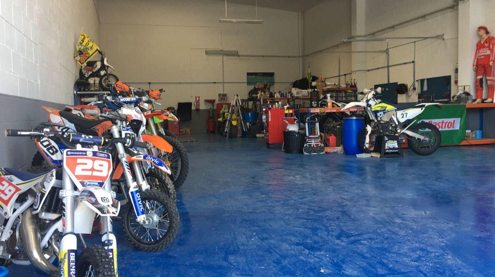 Venta y reparación de motos. Especialistas en motos de competición