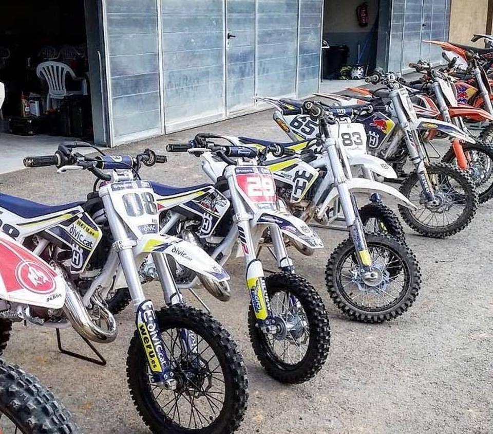 Taller mecánico especializado en motos