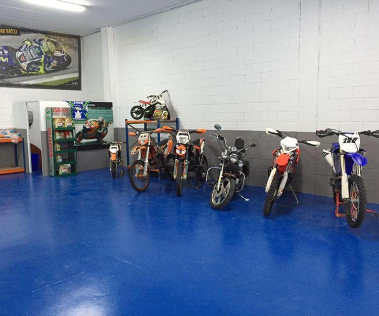 Instalaciones del taller en Osona