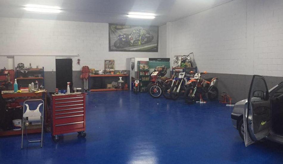 Taller especializado en motos enduro en Osona