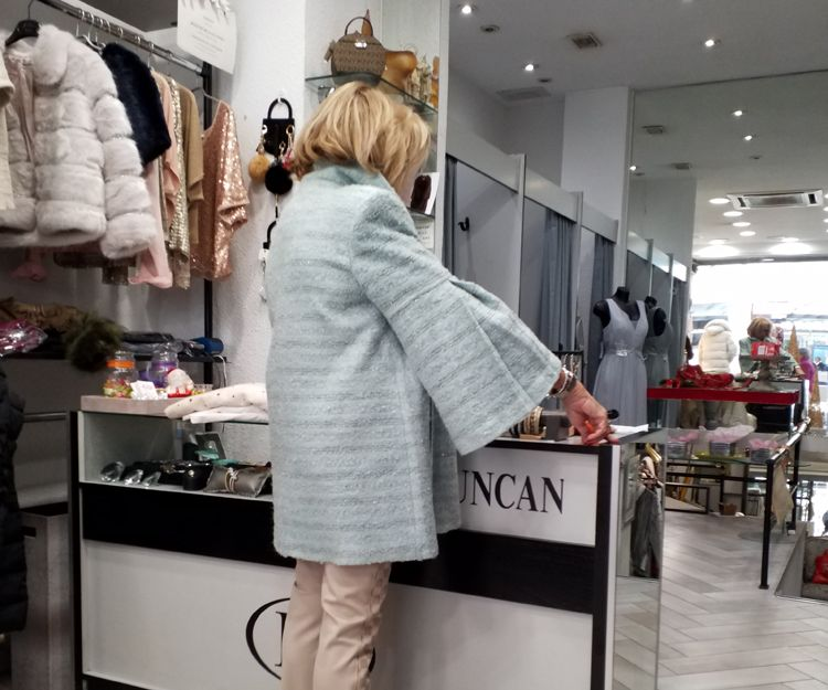 Ropa de mujer en Madrid
