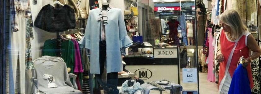 Tienda de ropa de mujer en Madrid