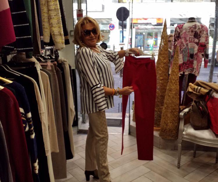 Moda de mujer en Madrid