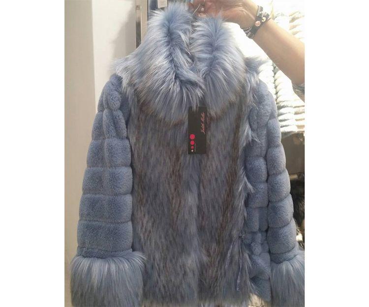 Abrigo elegante para el frío invierno
