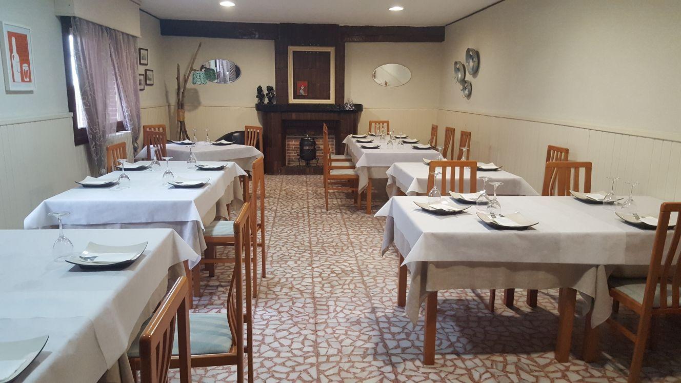 Menú diario en El Restaurante Asador El Pozo en Santander