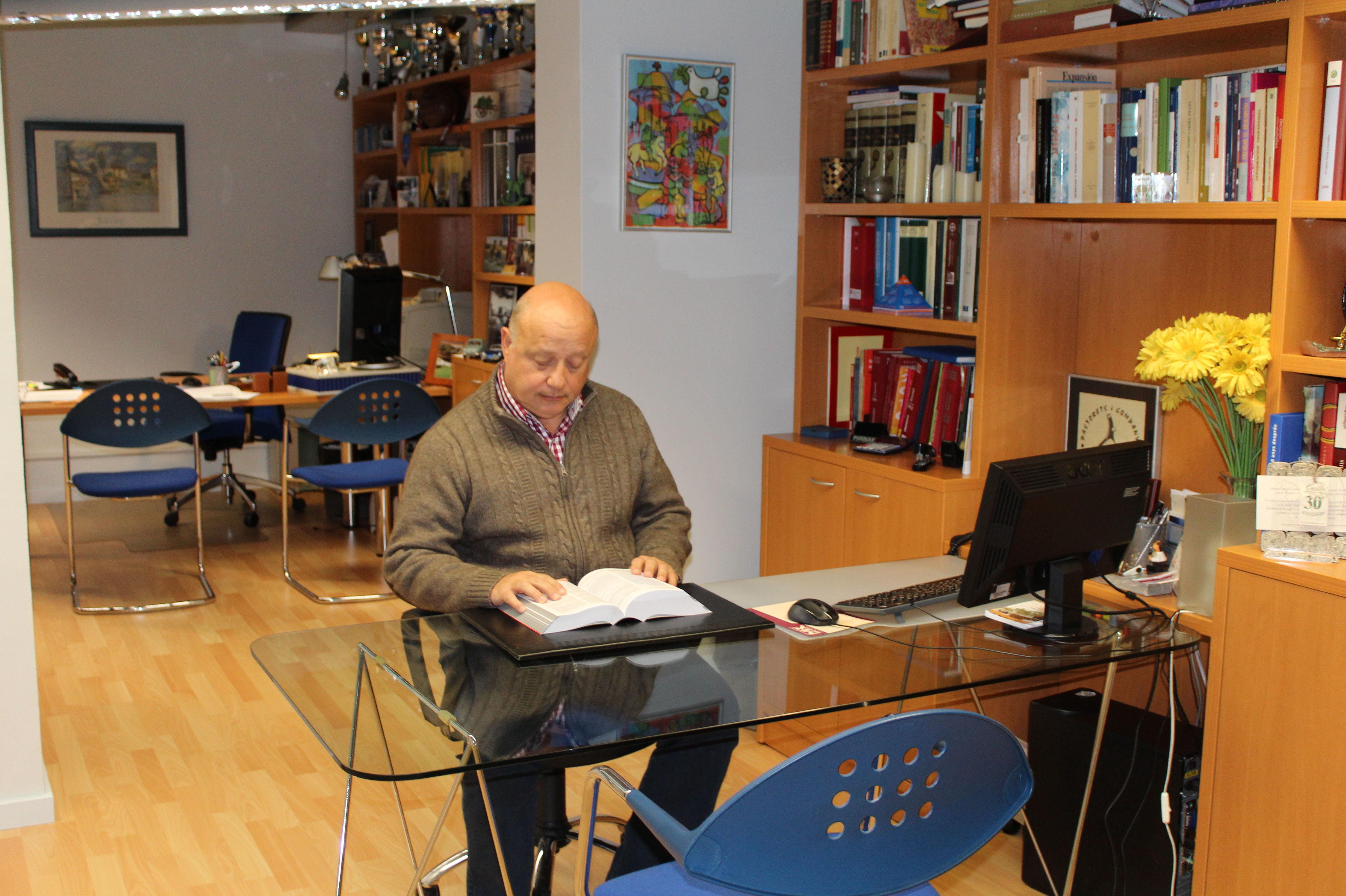Foto 6 de Asesoría en Esplugues de Llobregat | Assessoría Tomàs Blanco