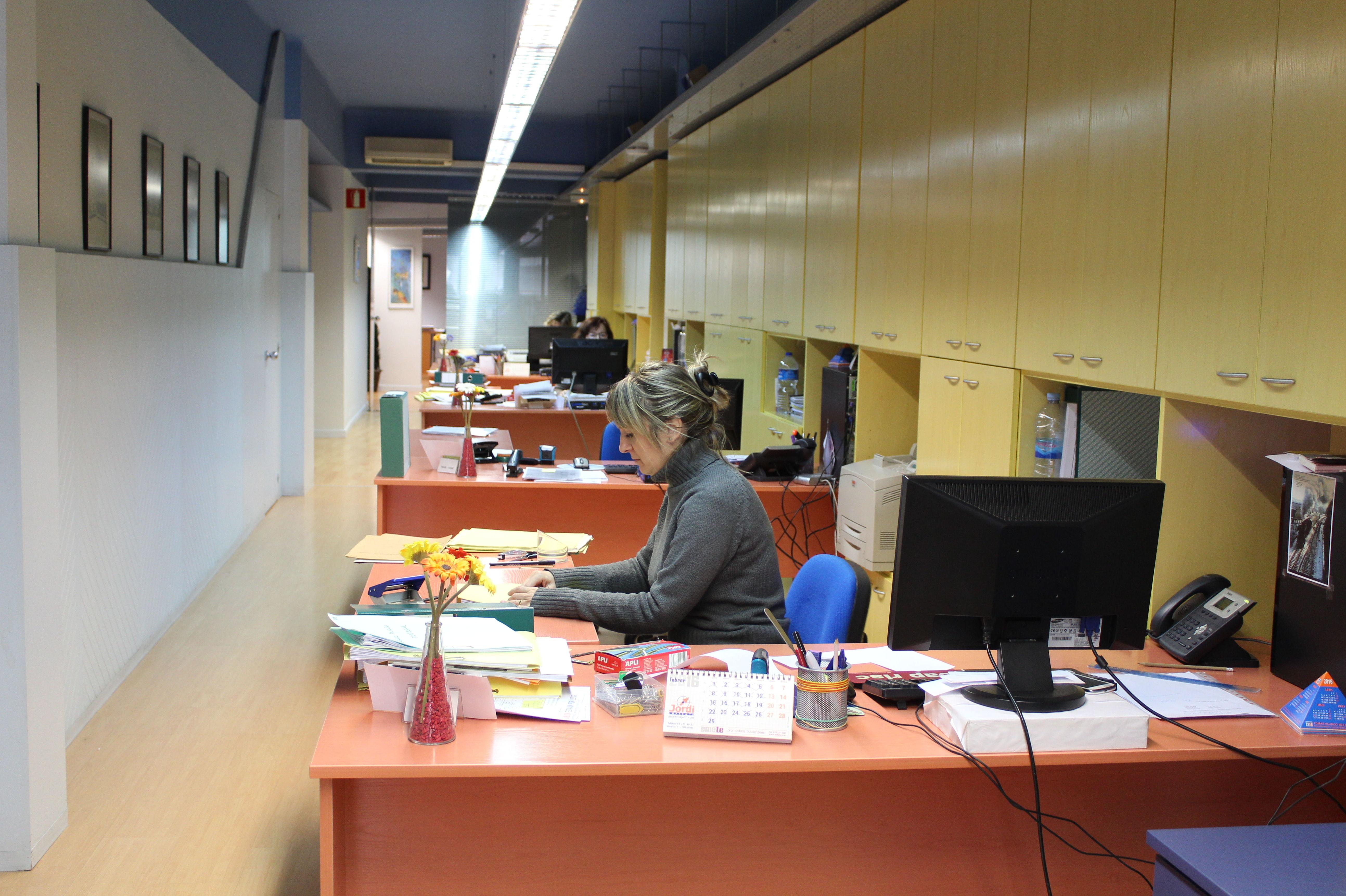 Foto 7 de Asesoría en Esplugues de Llobregat | Assessoría Tomàs Blanco