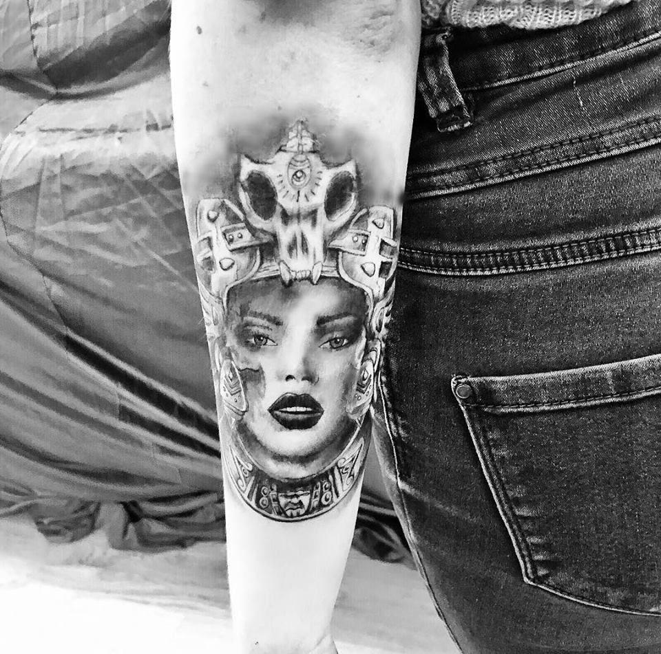 Estudio de tatuajes en Elche