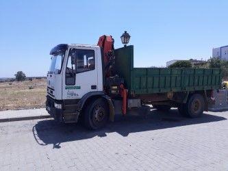 Servicio de camión grúa