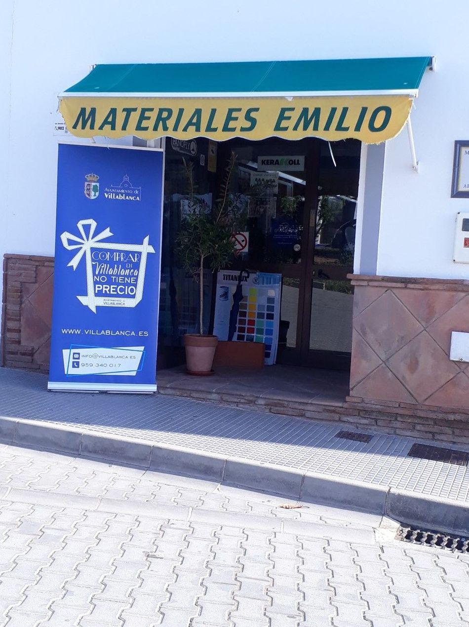 Foto 1 de Materiales de construcción en Villablanca | Materiales de Construcción Emilio