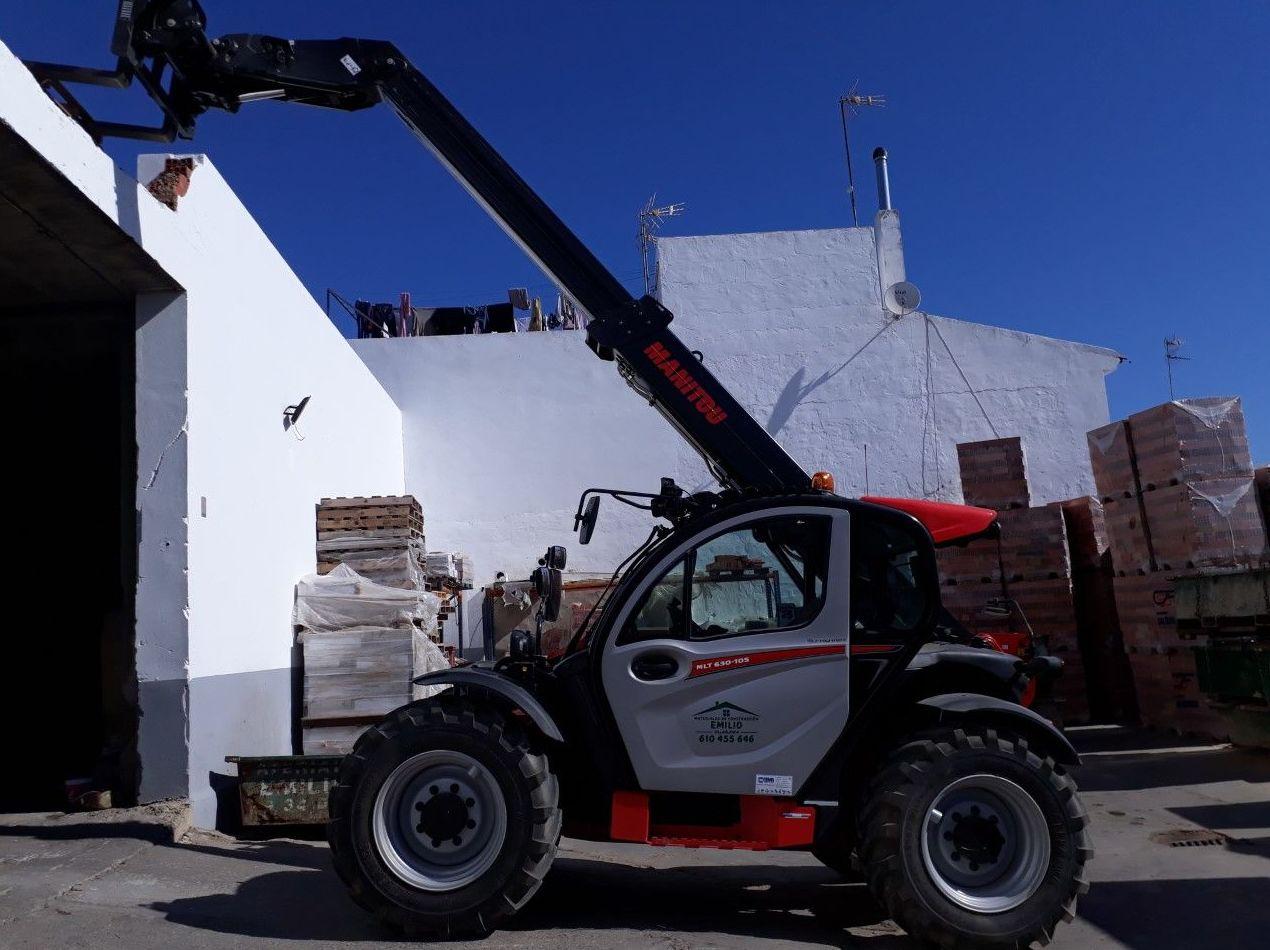 Foto 5 de Materiales de construcción en Villablanca | Materiales de Construcción Emilio