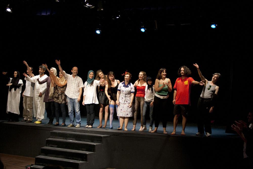 Sala Cero Teatro, talleres de teatro