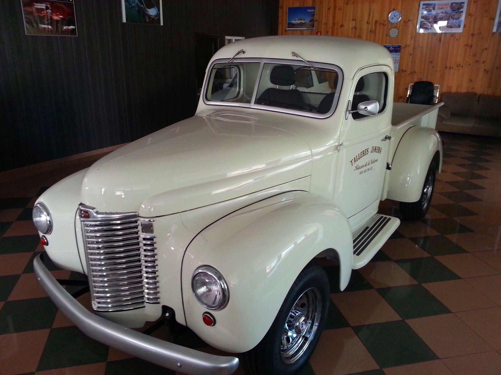 Restauramos todo tipo de vehículos clásicos