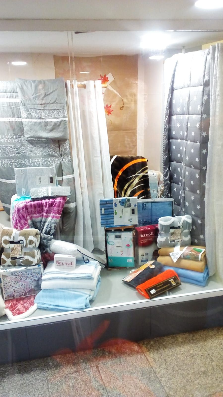 Venta de ropa de cama en Lugo