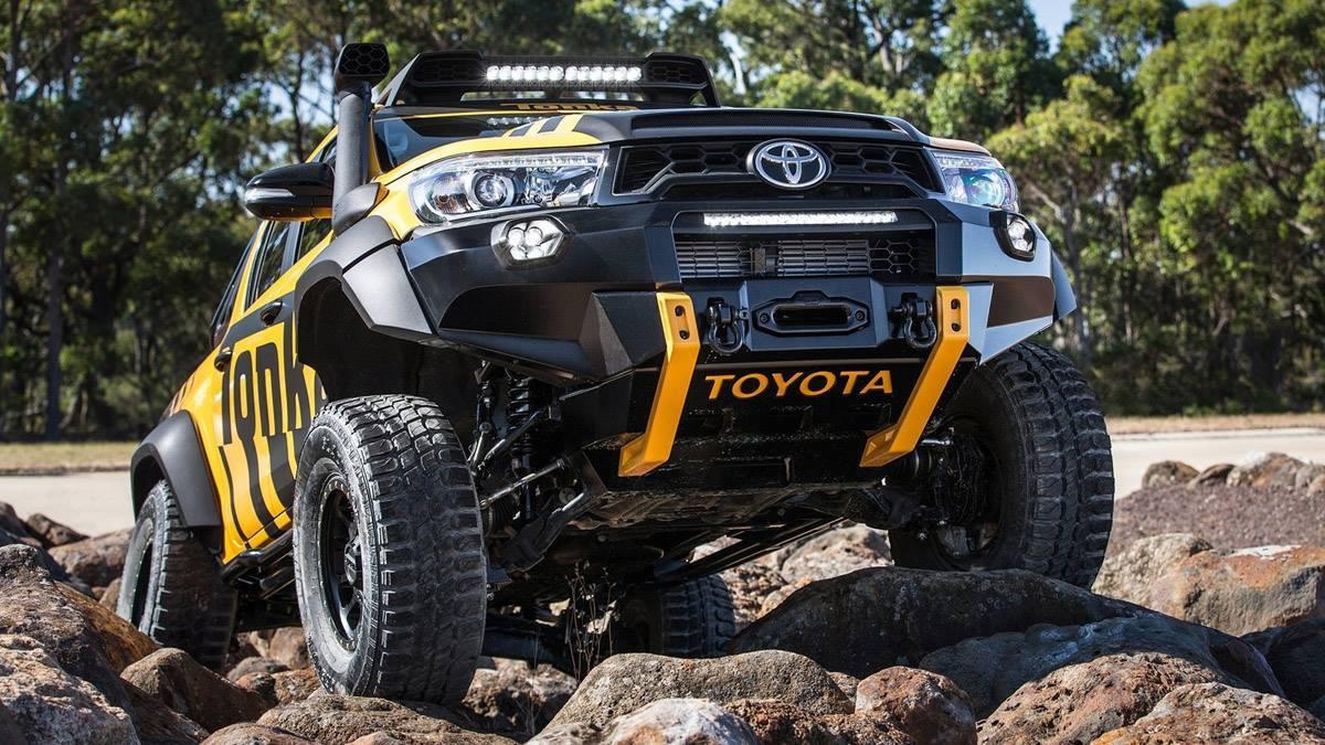 Venta de recambios para vehículos 4x4 en Melilla