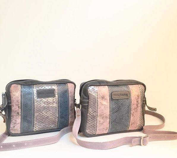 Diferentes tamaños en bolsos
