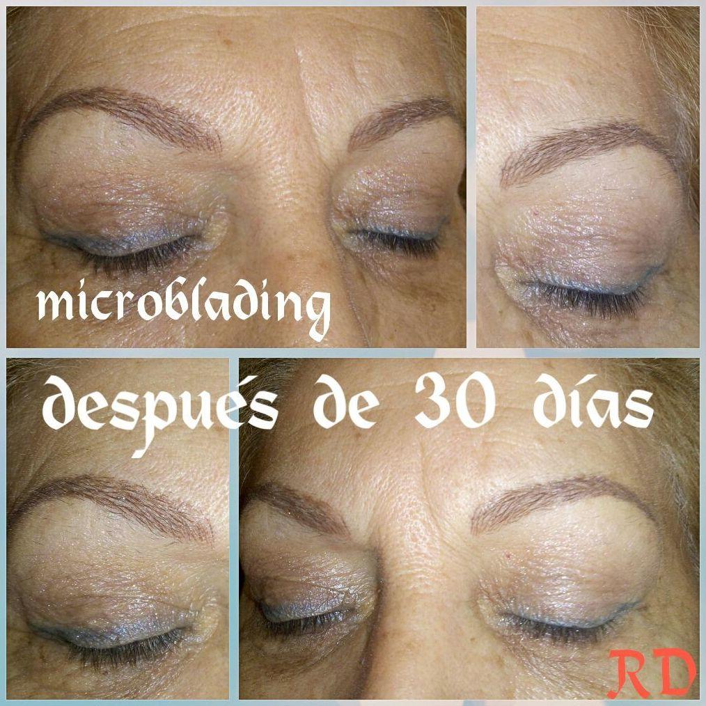 Microblanding de cejas Badajoz