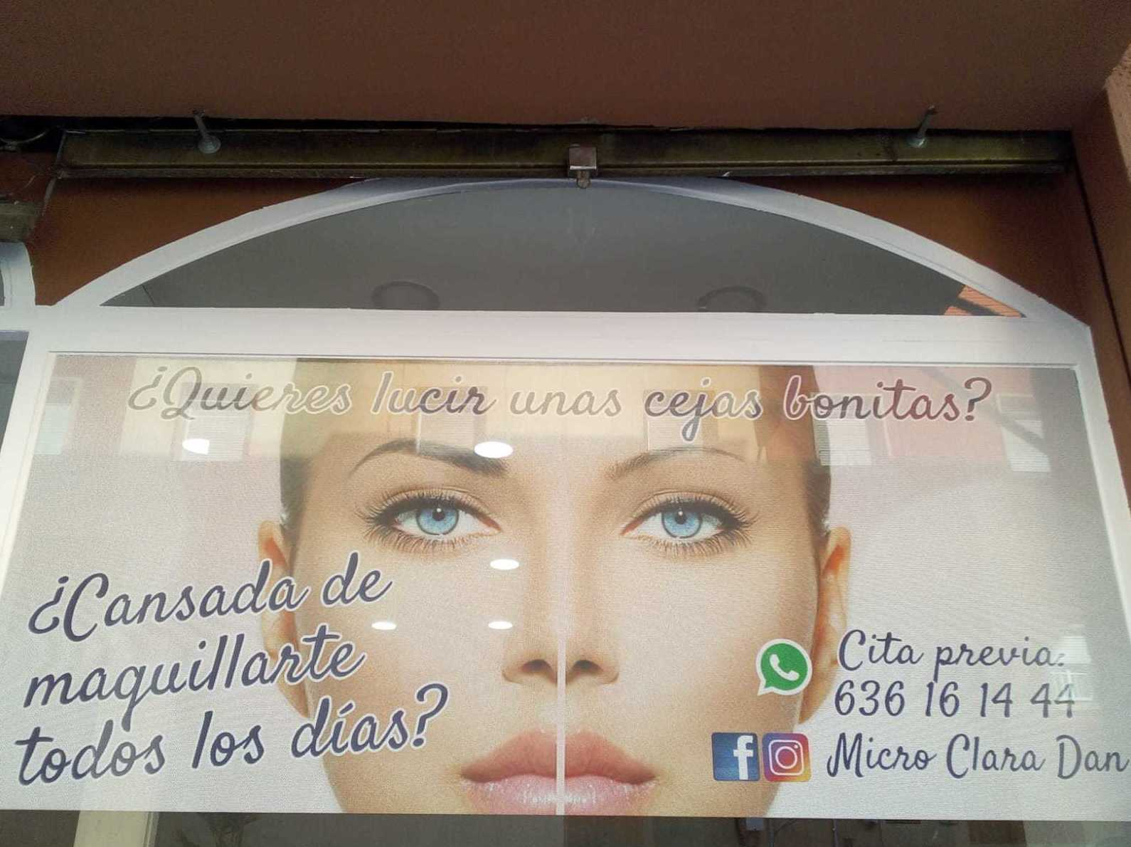 Maquillaje permanente de pestañas Badajoz