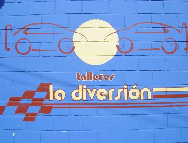 Foto 27 de Talleres de chapa y pintura en Torrevieja | Talleres La Diversión